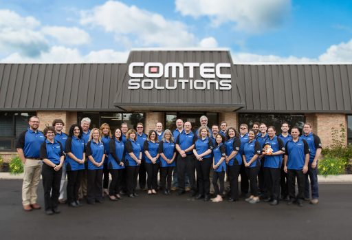 managed service provider team picture