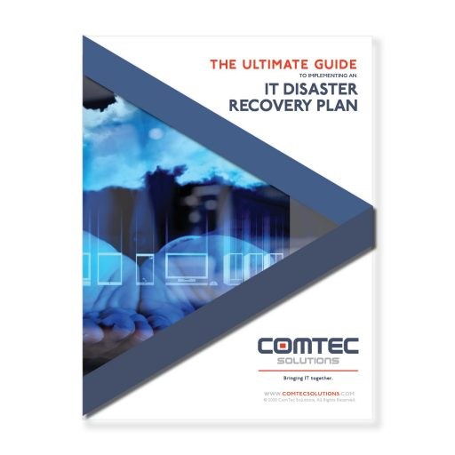 IT Disaster Recovery eBook Icon