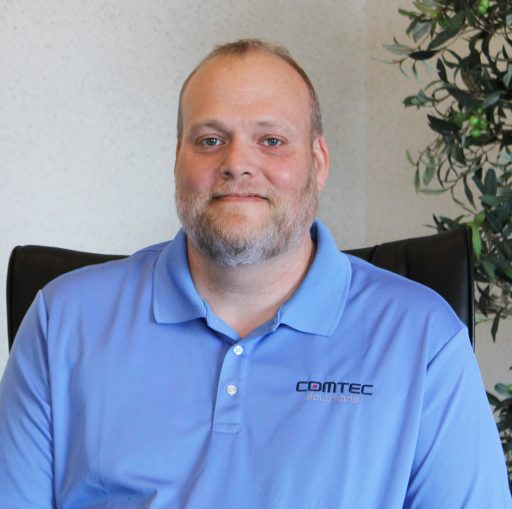Photo Director of IT Managed Services Brandon Whilden