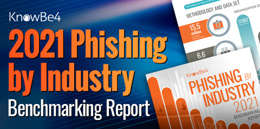 Phishing By Industry Image